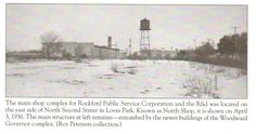 THE WOODWARD GOVERNOR COMPANY LOVES PARK PROPERTY BEFORE 1940