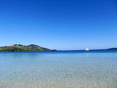 Blue Lagoon, Fiji. I would die to go back here..