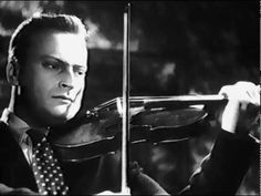 ▶ Yehudi Menuhin - Adolph Baller - Gipsy Airs Zigeunerweisen (Pablo de Sarasate) - YouTube