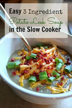 A delicious, good-for-you comfort food that's easy to make anytime in the crock pot!