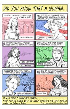 Women's History Month: Fantastic Women Writers