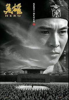 Hero/ Ying Xiong (2002) China. Dir: Zhang Yimou. Acción. Drama - DVD CINE 348