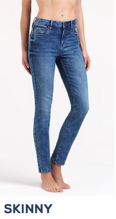 Skinny Jeans to perfect Fit