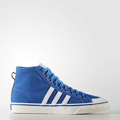 80dcb056d93b Adidas Nizza Hi Shoes Men - Blue Blue Off White Product Code  BZ0548