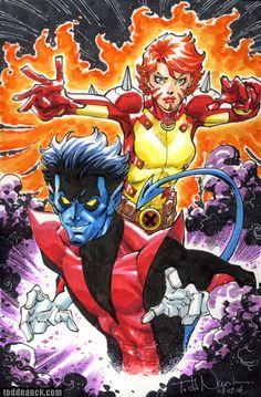 Awesome Art Picks: Cyclops, Batman, Wonder Woman, and More - Comic Vine
