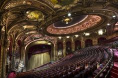 Citi Performing Arts Center Wang Theatre, Boston