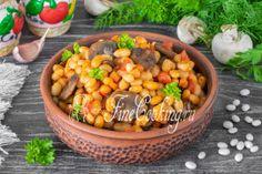 Вторые блюда. Пошаговые рецепты с фото простых и вкусных вторых блюд Serving Bowls, Vegetables, Tableware, Kitchen, Recipes, Food, Diet, Dinnerware, Cooking