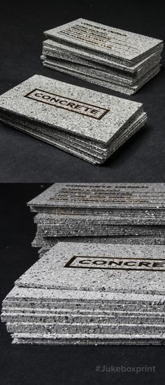Make an Impact with these Stone Textured business cards. Produced with Gold Foil on by Jukebox Print. You are in the right place about stone sculpture Here we offer you the most beautiful picture Architecture Business Cards, Luxury Business Cards, Unique Business Cards, Creative Business, Corporate Design, Business Card Design, Branding Design, Identity Branding, Brochure Design