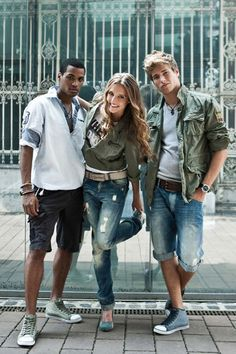 Devergo Jeans 2012 Spring Summer Collection: Designer Denim Jeans Fashion: Season Lookbooks, Runways, Ad Campaigns and Linesheets Summer Fall, Fall Winter, Jeans Fashion, Ad Campaigns, Fashion Images, Summer Collection, Budapest, Denim Jeans, Ads