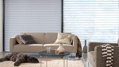 Disponible en @latorredecora y http://latorredecoracion.com/ Get inspired by Luxflex window decoration. Cortinas Silhouette® - 100 mm