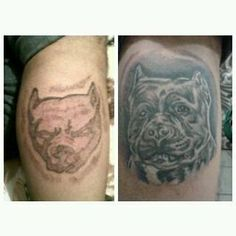 cover a tattoo