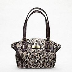 chelsea animal print small bag