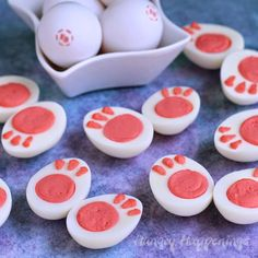 Hungry Happenings: Deviled Egg Bunny Feet and Eggland's Best Giveaway