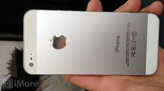 Fotografías de más calidad del supuesto nuevo iPhone 5