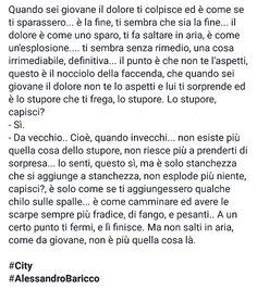 City - Baricco