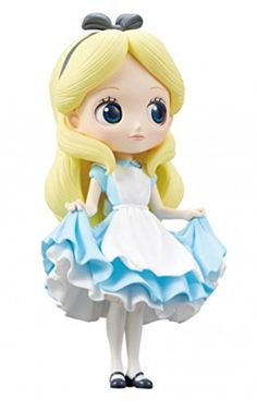 Alice in Wonderland Q Posket Disney Characters Alice Pastel Color Ver -- Awesome products selected by Anna Churchill