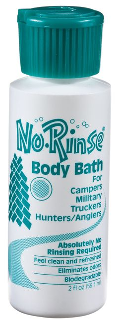 No Rinse Body Bath | Bass Pro Shops: The Best Hunting, Fishing, Camping & Outdoor Gear
