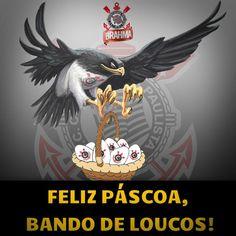 Sport Club Corinthians Paulista - Easter Eggs