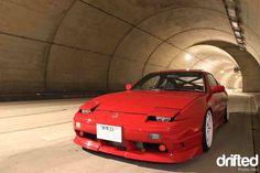 Welcome to a master class in Nissan's Drifted presents - Hiro's Nissan drift car. Tuner Cars, Jdm Cars, Cars Auto, Street Racing Cars, Auto Racing, Nissan 180sx, Nissan Silvia, Nissan Skyline, Subaru Impreza