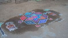 Kolam and simple ran