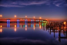 Bridge from Somers point to Ocean City, NJ