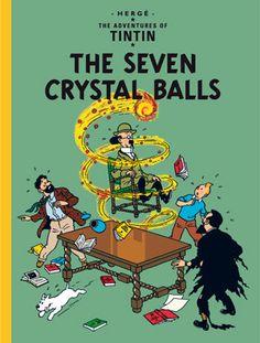 Tintin:The Seven Crystal Balls