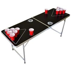 BEER PONG table!!! Go nuts with your mates with the best party game ever!! Warning- may result in hangover...