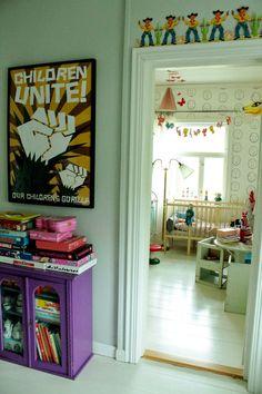 Niinan unelmia: Valmis lastenhuone