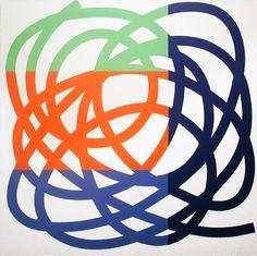http://www.meyerkainer.com/artists/Heimo-Zobernig
