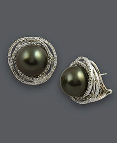 Tahitian Pearls.. Absolutely gorgeous.