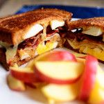 Ultimate Grilled Cheese Sandwich by the Pioneer woman Ree Drummond.  Can be done for breakfast, lunch, or dinner. Looks delish!