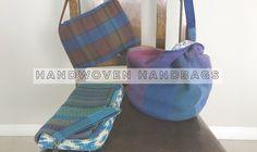 Nineteen Handwoven Handbags