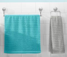 Držák na ručník s přísavkami