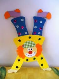 """Résultat de recherche d'images pour """"bricolage clown"""""""