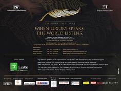luxury conference India Calling: Global Luxury Brands Eye The Indian Luxury Market