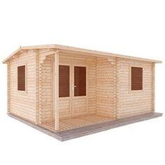 Option - Large - Garden Sheds and Summerhouses