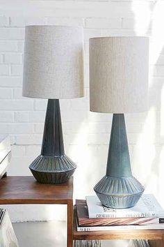 Laurel Canyon Ceramic Lamp