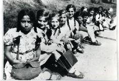 Sinti und Roma - Kinder im KZ
