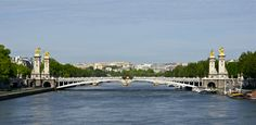 pont alexandre iii - Google Search