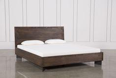Nixon Queen Platform Bed
