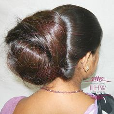 Indian Hairstyles, Bun Hairstyles For Long Hair, Braids For Long Hair, Beautiful Long Hair, Amazing Hair, Indian Long Hair Braid, Big Bun, Updo, Buns