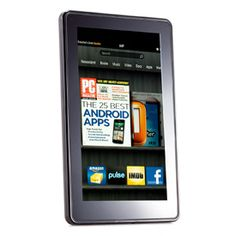 5 Things We Want in the New Kindle Fire