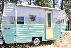 DIY Vintage Trailer Reveal!