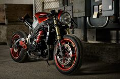 Honda CBR600F3 Street Fighter ~ Return of the Cafe Racers