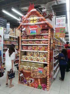 Supermarket Design   Promotional Ends   Promo End Fixture   Loacker