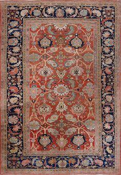Persian Sultanabad rug, Matt Camron gallery