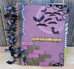Halloween Basically Bare album (interior pics and materials list are here:  http://bepgaddis.wordpress.com/2011/10/31/halloween-album/)
