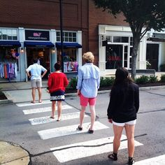 Follow the leader to our Sidewalk Sale! Take advantage of this sunny day and an additional 40% off sale prices ☀️ #HowDoYouSummer… Follow The Leader, Off Sale, Sunny Days, Nashville, Sunnies, Sidewalk, Sunglasses, Side Walkway, Walkway