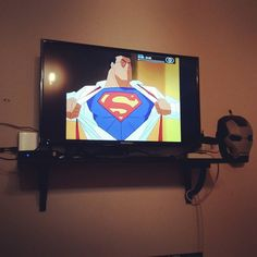 Superman cartoons on the Arena screen for inspiration Superman, Cartoons, Instagram Posts, Inspiration, Sands, Biblical Inspiration, Cartoon, Animated Cartoon Movies, Inspirational