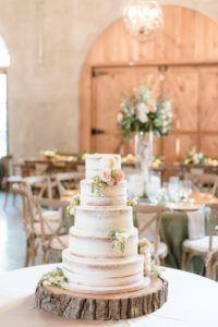 Rustic Elegant Chic Wedding at Park Crest Event Facility - I Do I Do Wedding Planning